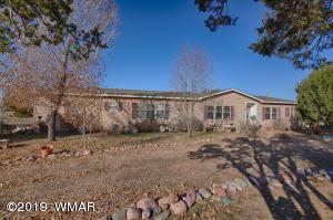 3450 W Papermill Road, Taylor, AZ 85939