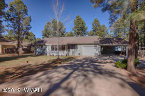 5356 Knottingham Lane, Lakeside, AZ 85929
