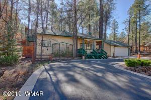 1575 E Elk Lane, Pinetop, AZ 85935