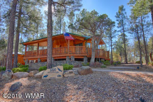 4200 S Mogollon Trail, Show Low, AZ 85901