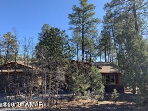 5847 S Starlight Ridge Road, Lakeside, AZ 85929