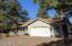3373 Pine Cone Drive, Overgaard, AZ 85933