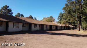 1691 W White Mountain Boulevard, Lakeside, AZ 85929