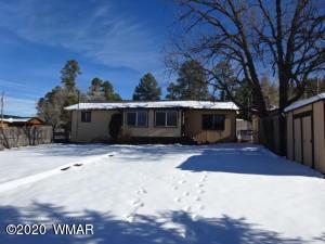 2289 S Donna Lane, Pinetop, AZ 85935