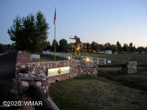 2395 Quarter Horse Trail, Overgaard, AZ 85933