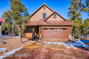 4340 N Eagle View Loop, Show Low, AZ 85901