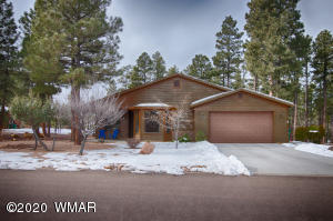 910 N Needles Creek Drive, Show Low, AZ 85901