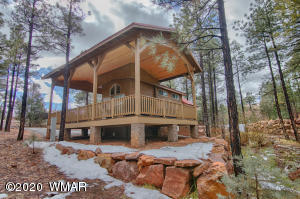4221 S Elk Trot Loop, Show Low, AZ 85901
