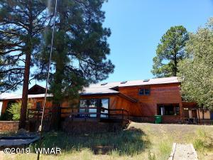 141 E Old Linden Road, Show Low, AZ 85901