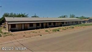 305 N 5Th Avenue, Holbrook, AZ 86025