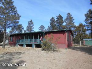 3152 Tonto Drive, Overgaard, AZ 85933