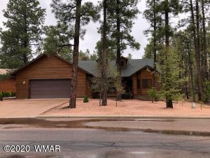 4982 Mountain Gate Circle, Lakeside, AZ 85929