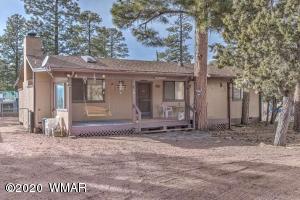 2896 Mustang Trail, Overgaard, AZ 85933