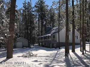 2 CR 2081, Alpine, AZ 85920
