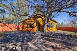 2710 Rainbow Lake Drive, Lakeside, AZ 85929