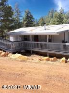 3623 Chevera Circle, Overgaard, AZ 85933