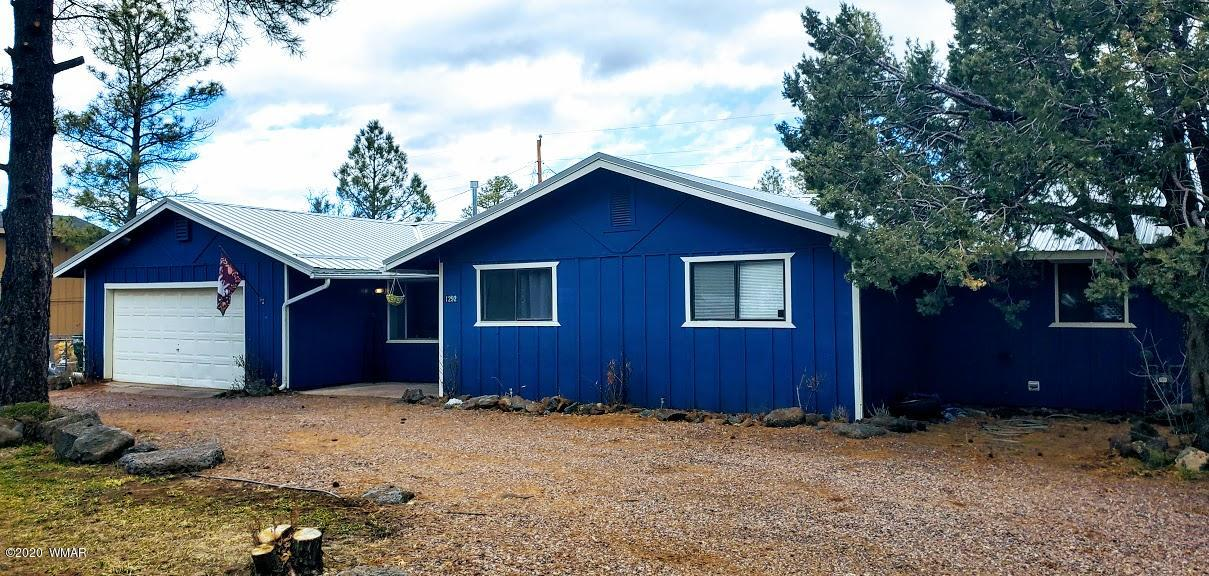 1292 Zuni Lane, Lakeside, Arizona 85929, 4 Bedrooms Bedrooms, ,3 BathroomsBathrooms,Residential,For Sale,Zuni,228615