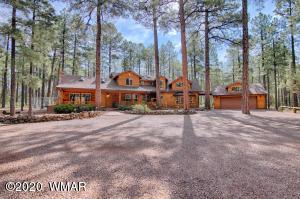1025 W Monarch Circle, Lakeside, AZ 85929