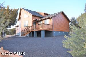 3680 Green Forest Drive, Overgaard, AZ 85933