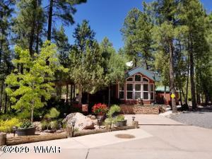 3721 S Horse Shoe Loop, Show Low, AZ 85901
