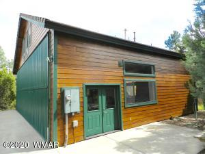 46'w x 36'd Hangar and Apartment Above