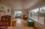 Huge extra living space/bedroom