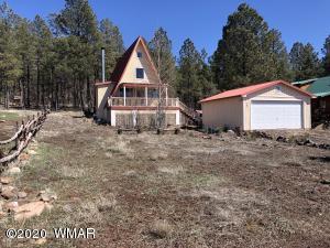 507 N Comanche Drive, Pinetop, AZ 85935