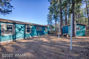 2017 E Sierra Pine Loop, Pinetop, AZ 85935