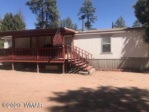 2158 Rimview Trail, Overgaard, AZ 85933