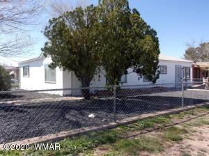 303 W Florida Street, Holbrook, AZ 86025