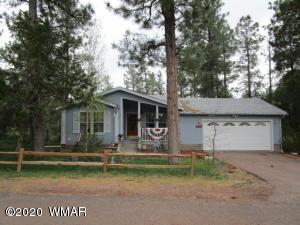 5311 Buffalo Trail, Lakeside, AZ 85929