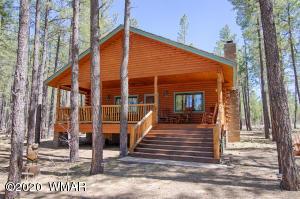 9569 Sierra Springs Drive, Pinetop, AZ 85935