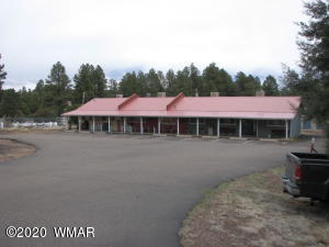 2805 Hwy 260, Overgaard, AZ 85933