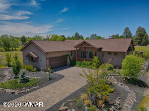 1180 N Bison Golf Court, Show Low, AZ 85901