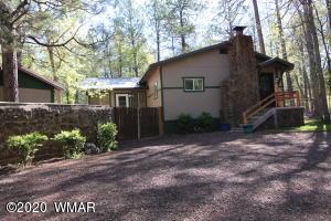 1784 Sierra Pine Loop Loop, Pinetop, AZ 85935