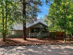 3988 Bucking Horse Trail, Pinetop, AZ 85935