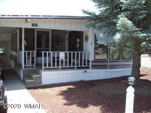 1901 Foxtrot Lane, AR Lot 67, Show Low, AZ 85901