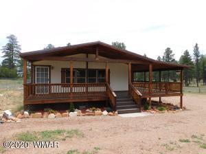 2130 Caprice Trail, Overgaard, AZ 85933