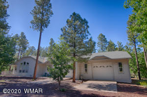 2594 S Hart Lake Lane, Lakeside, AZ 85929