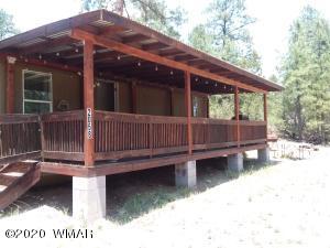 2058 Sagebrush Trail, Overgaard, AZ 85928