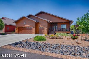 1950 Passage Drive, Show Low, AZ 85901
