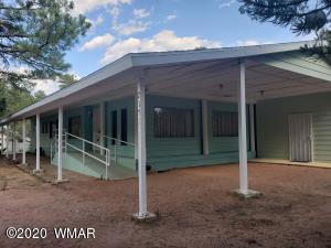 2173 Western Star Drive, Overgaard, AZ 85933