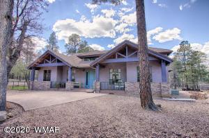 1994 Pine Lake Road, Pinetop, AZ 85935