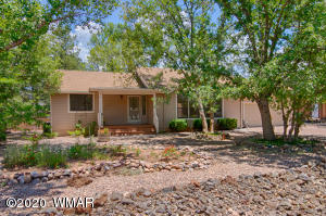 5179 Black Panther Loop, Pinetop, AZ 85935