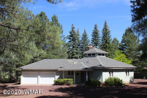3164 Bison Circle, Pinetop, AZ 85935