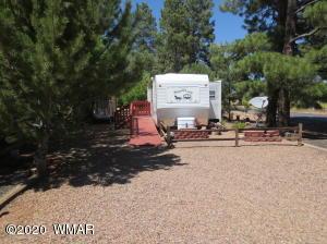2238 Old Crooks Trail, Overgaard, AZ 85933