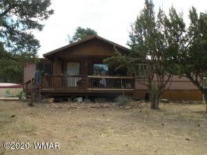 2055 Chevelon Road, Overgaard, AZ 85933