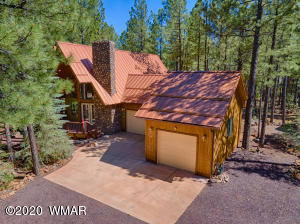 2783 Blue Lake Circle, Pinetop, AZ 85935