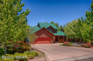536 E Oak Meadow Lane, Pinetop, AZ 85935