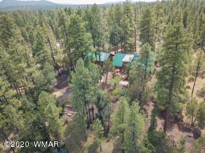 232 Whispering Pines Lane, Pinetop, AZ 85935